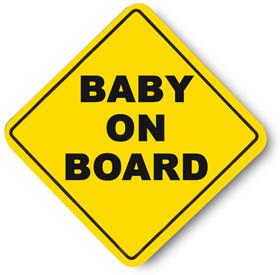 "Future Policeman On Board Happy Baby Decal Car Van Vinyl Sticker 6/"" Rear Window"