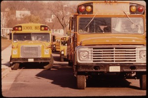 Tracking Kids on the School Bus?!