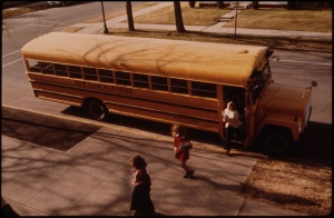 "First ""Kid-Dropped-Off-At-Wrong-Bus-Stop"" Story of the School Year"